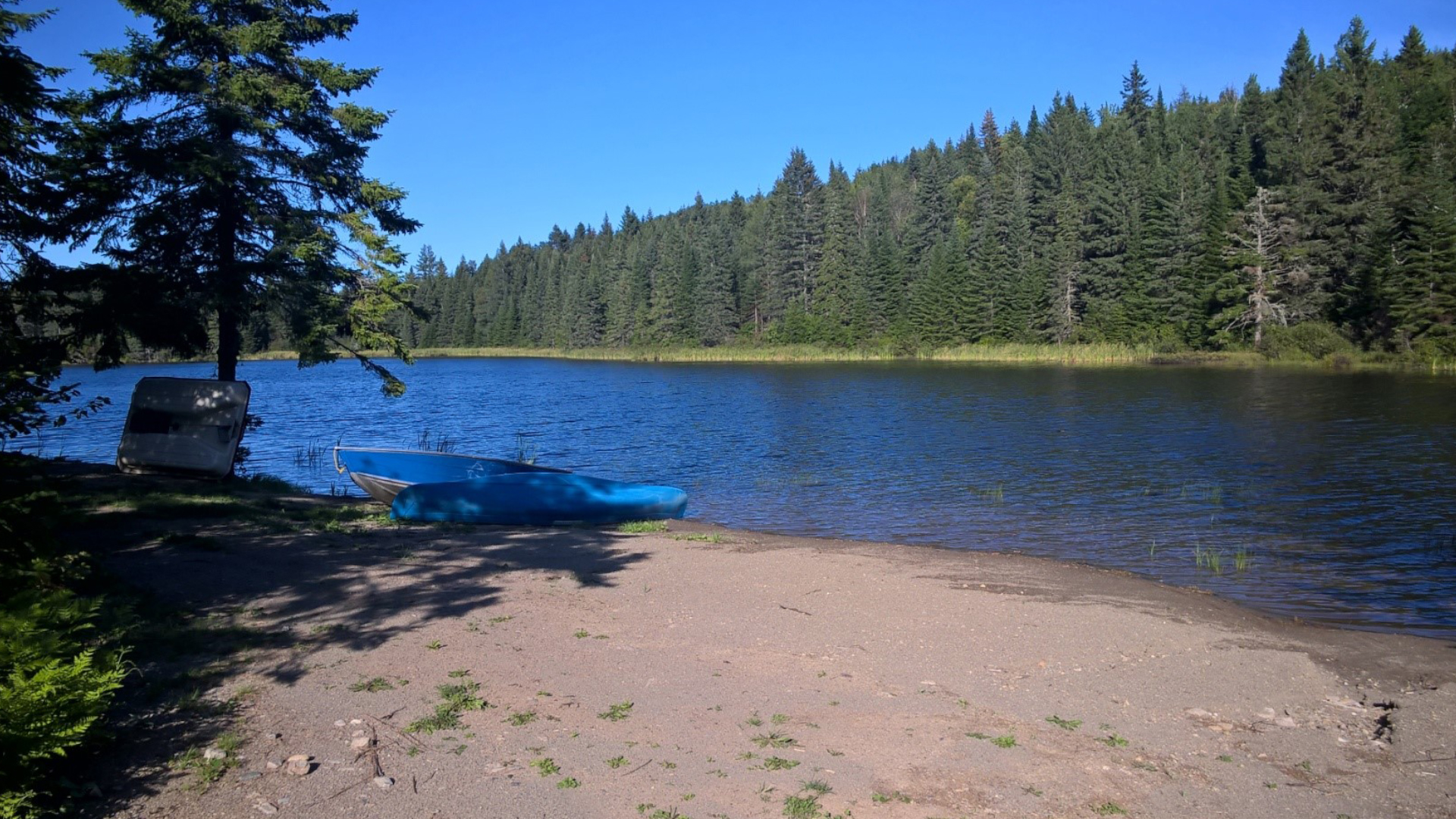 Lac de l'Accueil Tibériade