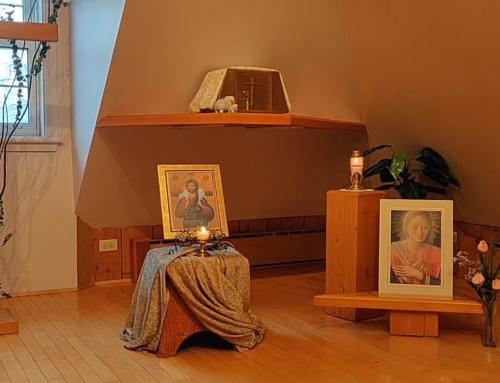Heure d'adoration 6 Mai